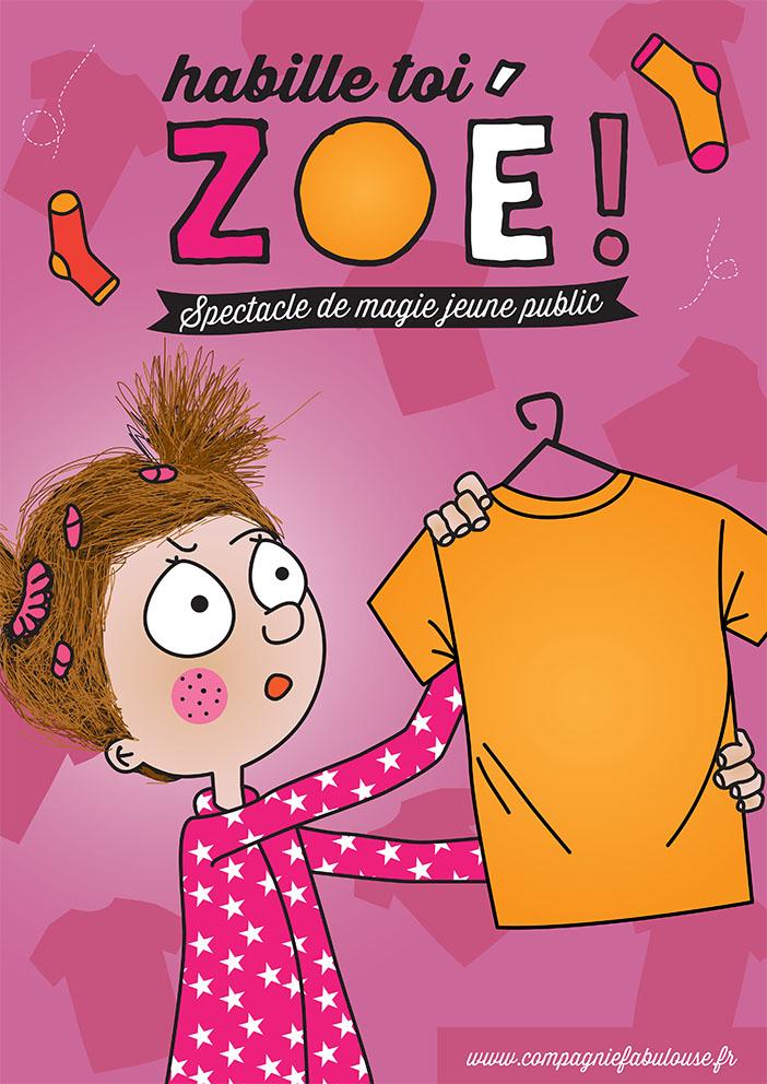 Habille Toi Zoe Compagnie Fabulouse