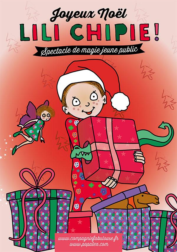 Joyeux Noel Histoire Des Arts.Joyeux Noel Lili Chipie Compagnie Fabulouse